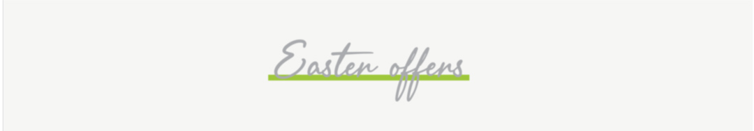 River Place Easter offers